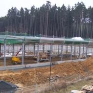 Lagerhalle-Tschechien